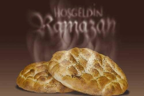 Ramazan diyeti tabi böyle olmamalı :)